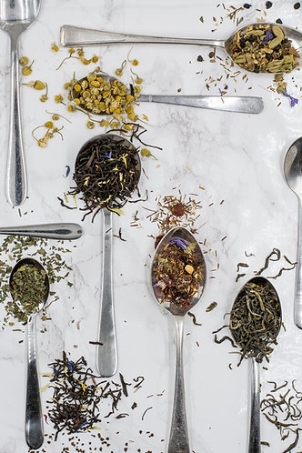 Devotional Tea Bomb: Create Your Own Blend
