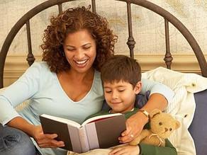 책 읽기 좋아하는 아이로 자라려면?