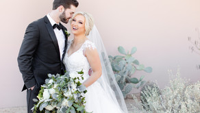 Stephanie and Hayden's Enchanting Four Seasons Scottsdale Wedding
