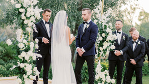 Danielle & Tim's Classy El Chorro Scottsdale Wedding