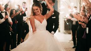 Lauren and Tyler's Glamorous Royal Palms Wedding