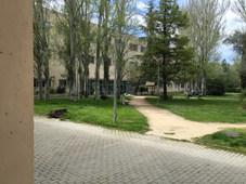 Le patio de la faculté des sciences d'Alcalá