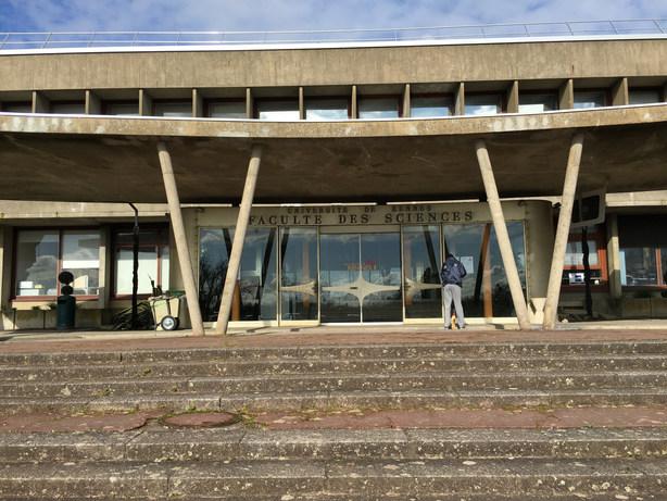 La faculté des sciences de Rennes Beaulieu
