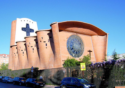 L'Église San Juan de Ávila