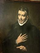 San Juan de Ávila, peint par Le Greco