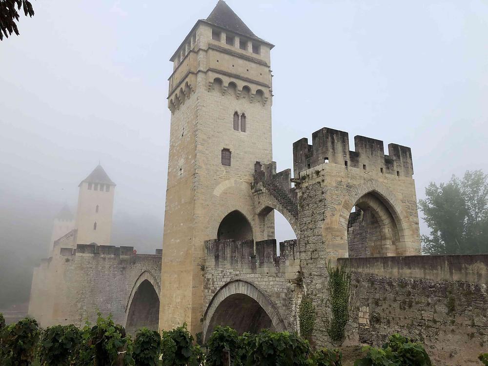 Pont médiéval de Cahors
