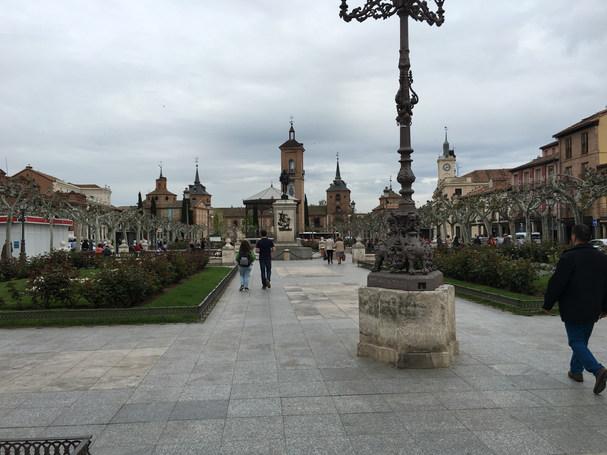Place Cervantes, Alcalá