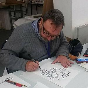 COCHAIN Christophe (Doodle)