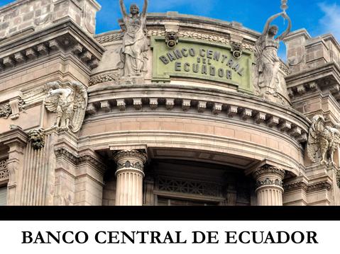 Banco Central de Ecuador (ECUADOR)