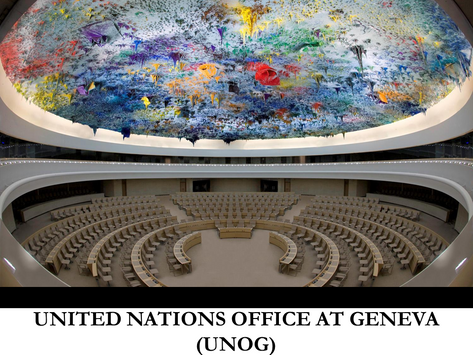 UNITED NATIONS OFFICE AT GENEVA (UNOG)