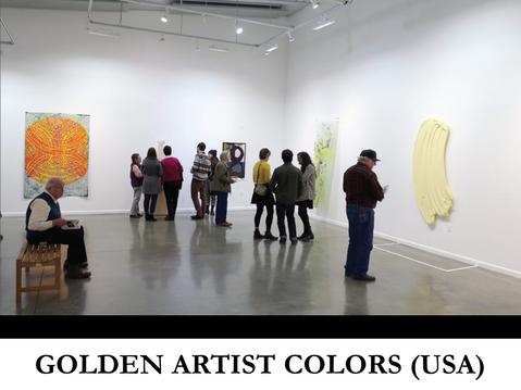 GOLDEN ARTIST COLORS (USA)