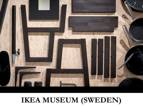 IKEA MUSEUM (Sweden)