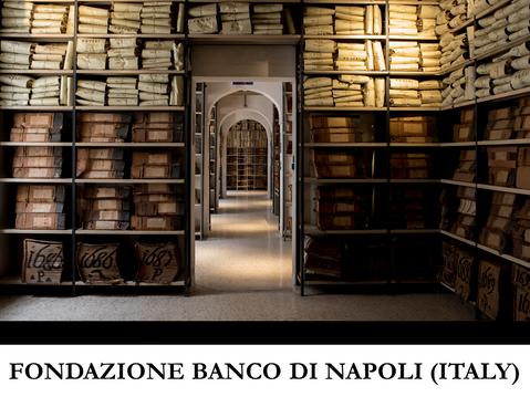 ilCartastorie | museo dell'archivio storico del banco di Napoli