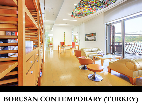 Borusan Contemporary (Turkey)