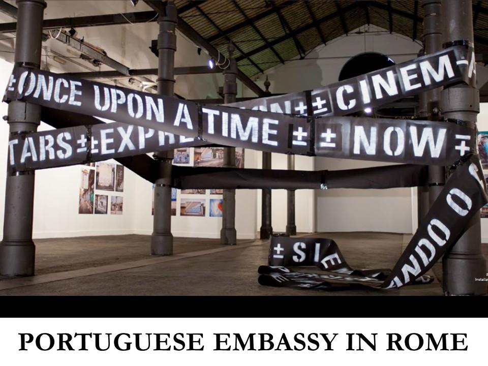 PORTUGUESE EMBASSY IN ROME