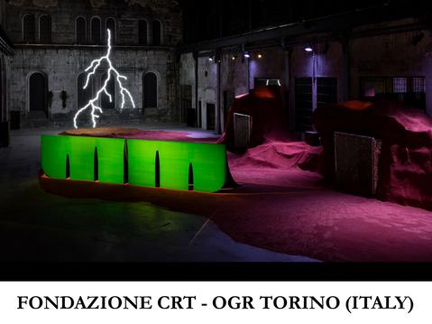 Fondazione CRT - OGR Torino (Italy)