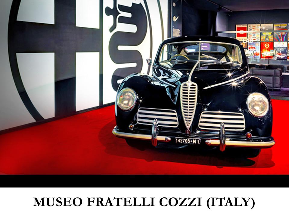 MUSEO FRATELLI COZZI (Italy)