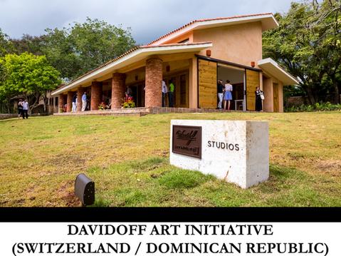 DAVIDOFF ART INITIATIVE (Switzerland / Dominican Republic)