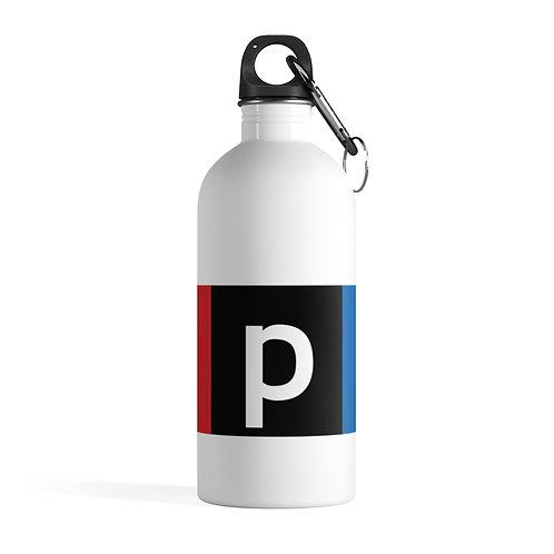Big Peepee Club© Radio Steel Bottle