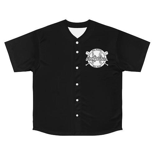 Big Peepee Club© Woodpeckers Baseball Jersey