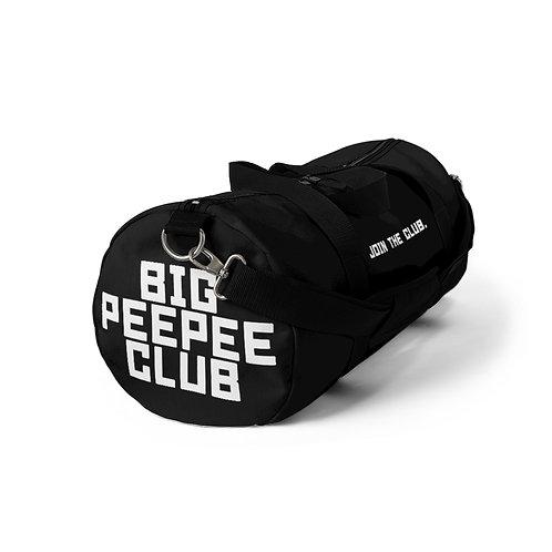 Big Peepee Club© Duffel