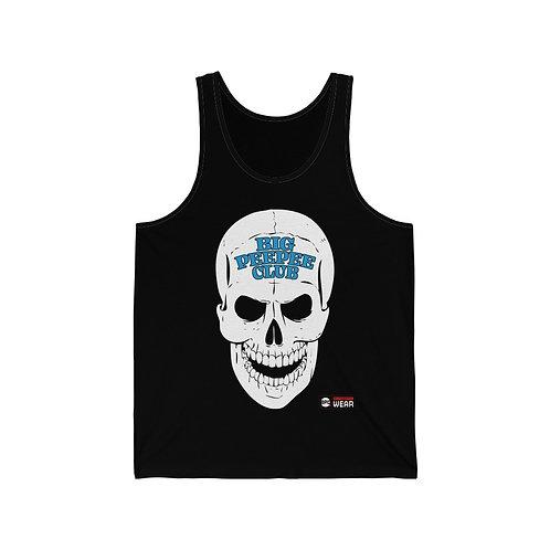 Big Peepee Club© Skull Jersey Tank