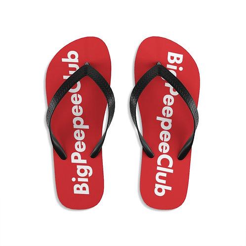 Big Peepee Club© Superior Flip-Flops