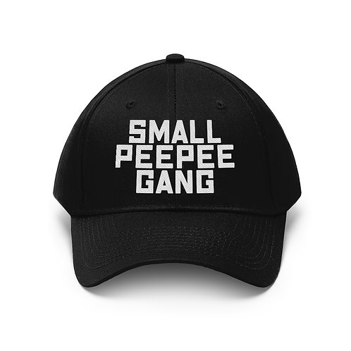 Small Peepee Gang© Classic Hat