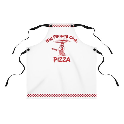 Big Peepee Club© Delivery Apron