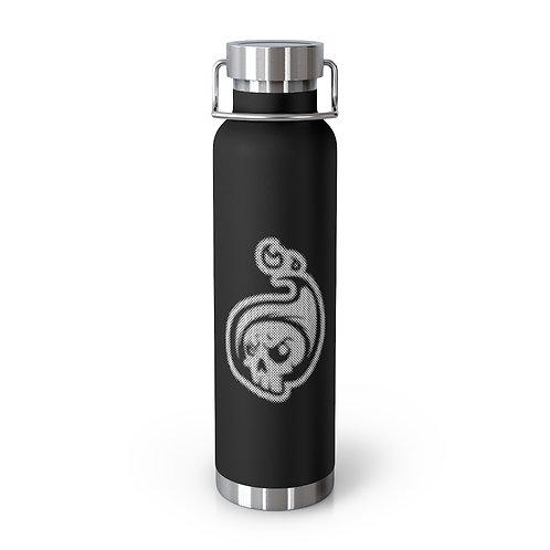 Wraith Games© Halftone Yorick Vacuum Bottle