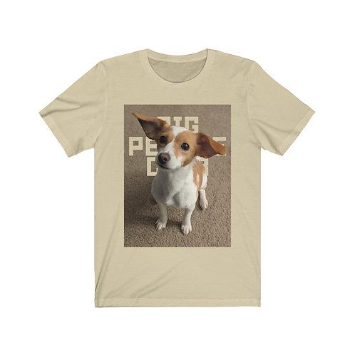 Big Peepee Club© Cutout Dog Tee