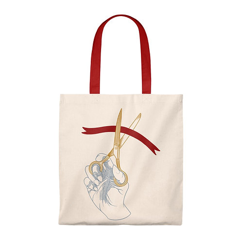 St. Marigold© Hands Tote #4