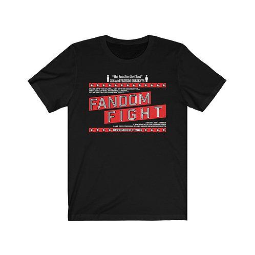 2d6© Fandom Fight Tee