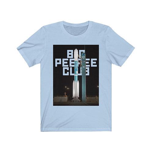 Big Peepee Club© Cutout Delta II Tee