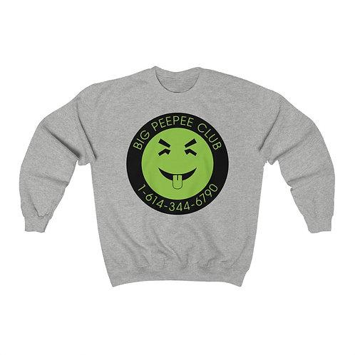Big Peepee Club© Yucky Sweatshirt