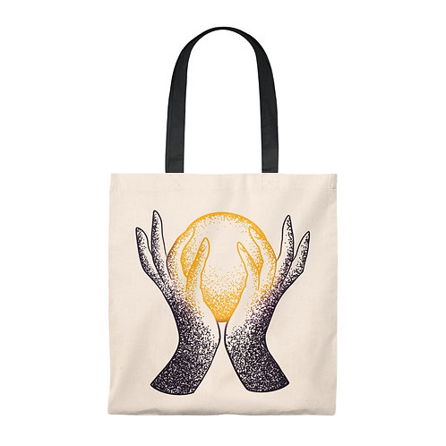 St. Marigold© Hands Tote #5