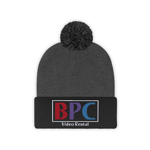 Big Peepee Club© Video Pom Beanie