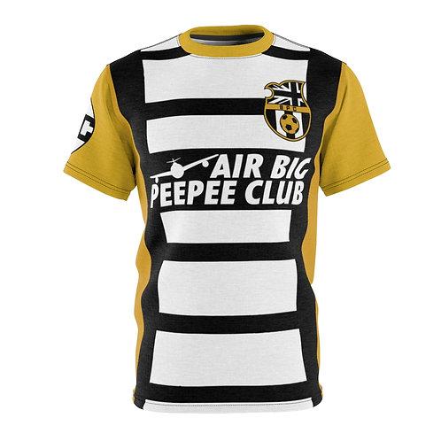 Big Peepee Club© Football Tee