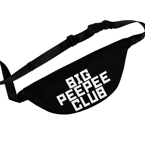 Big Peepee Club© Fanny Pack