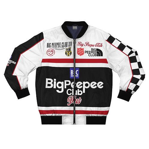 Big Peepee Club© Pit Crew Bomber