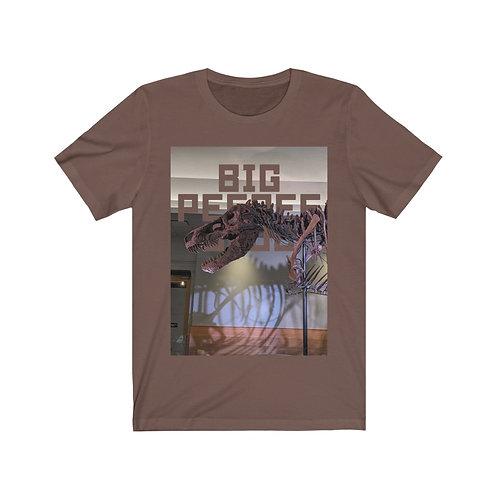 Big Peepee Club© Cutout Tyrannosaurus Tee