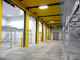 Tomato Ripening Rooms, Maximize Efficiency, Custom Ripening Rooms, Tarp free ripening rooms, ripening room construction