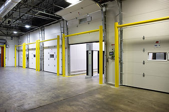 Rapid Cool Rooms, Postharvest Cooling, Energy efficient, fast pull down rate, custom rapid cool rooms