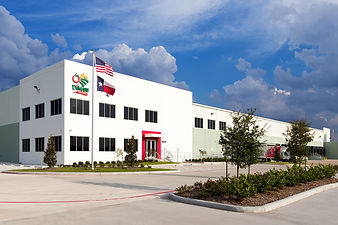 Produce distribution center in Texas. Full ground up design and build work done by Dade Service Corporation