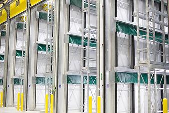 Pressurized ripening system, 3 tier banana ripeing rooms, custom design ripening room, Ripening room for multi fruit,