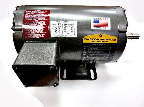 3/4 HP Baldor Ripening Room Fan Motor