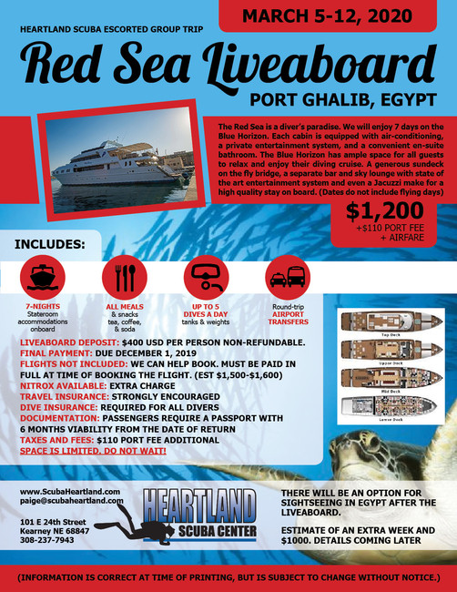 Red Sea  Flyer