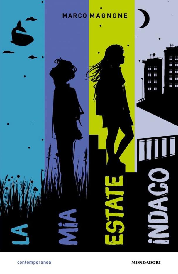 La mia estate indaco - M.Magnone - Mondadori