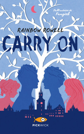 Carry on - R.Rowell - Pickwick Editions