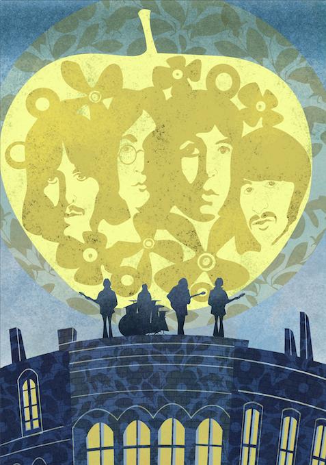 The Beatles - CQ Journal - N.Y.